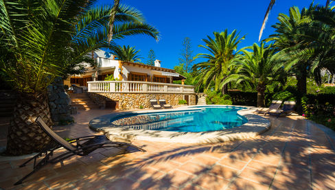 Villa on Mallorca S'Embat