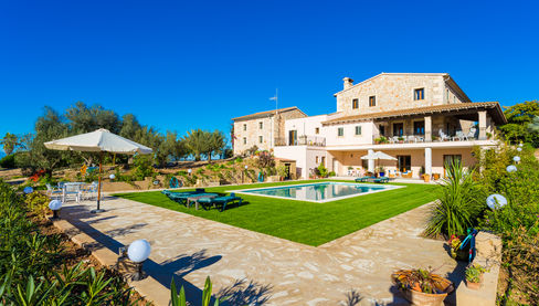 Finca on Mallorca Can Corem de Son Moix