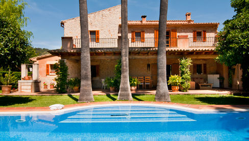 Finca on Mallorca Can Bast