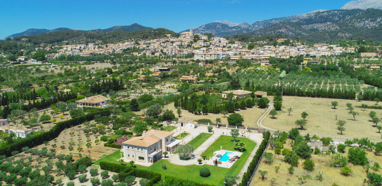 Rural Villa on Mallorca Ses Rentadores