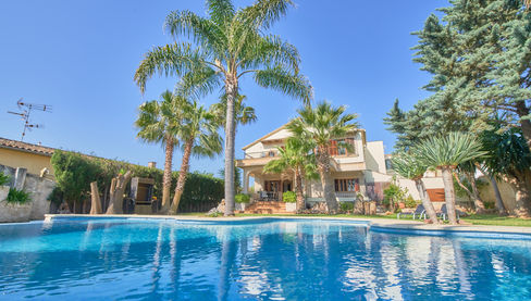 Villa on Mallorca Can Gual