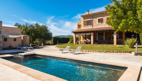 Finca on Mallorca Es Triquet