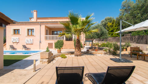 Villa on Mallorca Can Fiol Platja