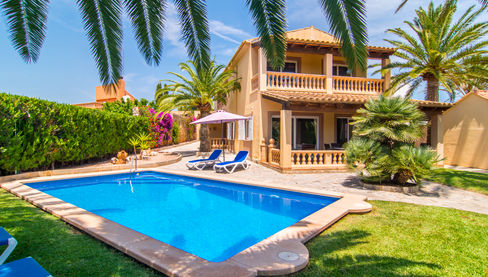 Villa on Mallorca Palmas