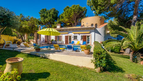 Villa on Mallorca Por Fin