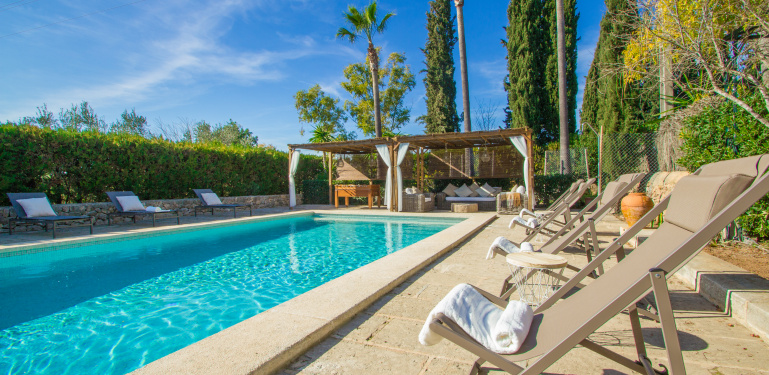 Rural Villa on Mallorca Can Llull