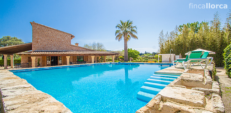 Rural Villa on Mallorca Ses Contesas