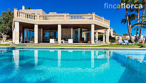 Villa on Mallorca Galan