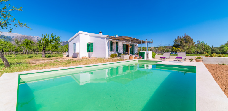 Rural Villa on Mallorca Donoso