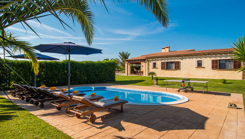 Finca on Mallorca Can Siurell