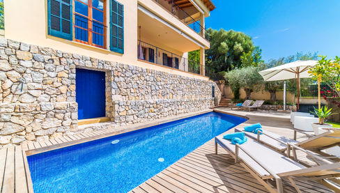 Villa on Mallorca Mofares