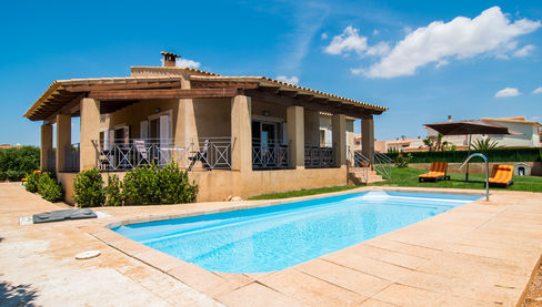 Villa on Mallorca Can Elektra