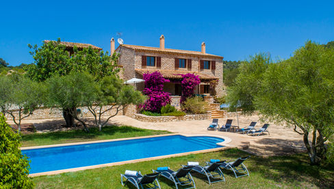 Finca on Mallorca Ses Morriones