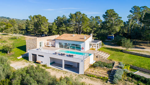 Finca on Mallorca Mediterraneament Fantastic