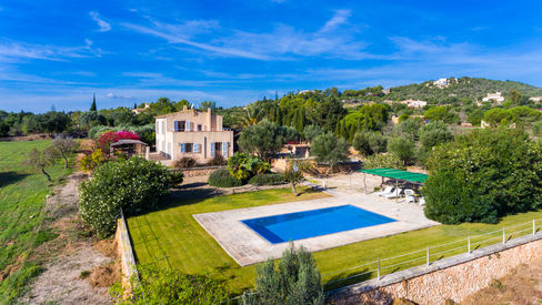 Finca on Mallorca Son Tovell
