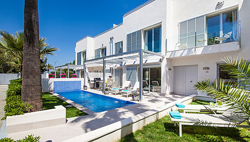 Villa on Mallorca Datils Sis A