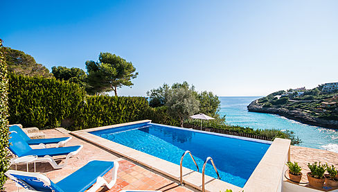 Villa on Mallorca Mendia Playa