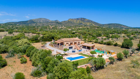 Finca on Mallorca Es Sebatlins