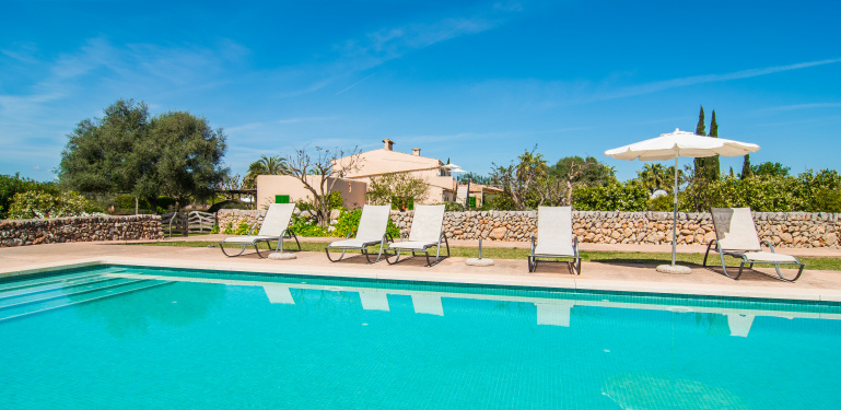 Finca-Appartement auf Mallorca Son Capellot Tres