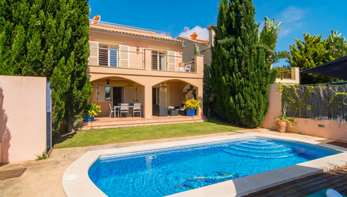 Villa on Mallorca Rotja