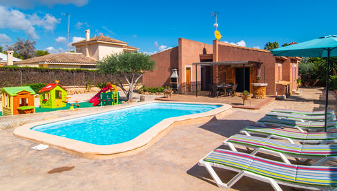 Villa on Mallorca Can Cantari