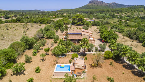 Finca on Mallorca Ses Camesroges