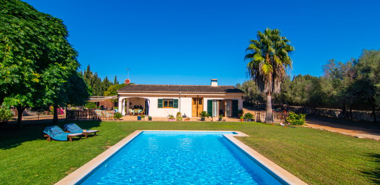 Rural Villa on Mallorca Sa Vileta