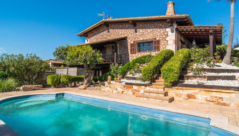 Finca on Mallorca Can Parpal