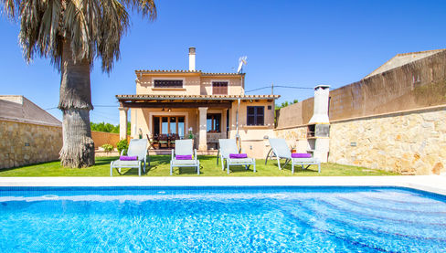 Villa on Mallorca Carles