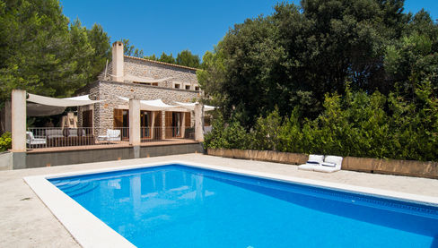 Villa on Mallorca Pula One