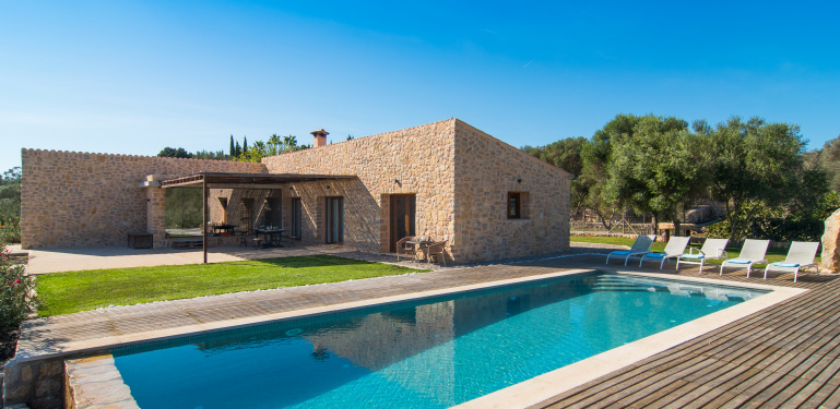 Rural Villa on Mallorca Sa Carbona