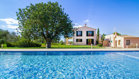 Finca on Mallorca Villa Verde by Folks