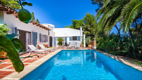 Villa on Mallorca Calas