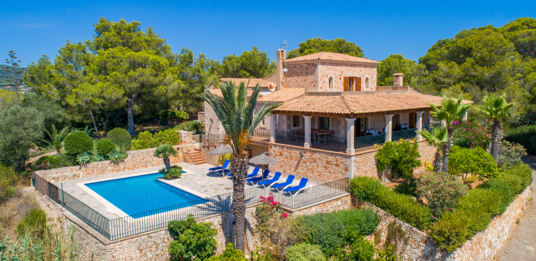 Rural Villa on Mallorca Es Puig S'horta