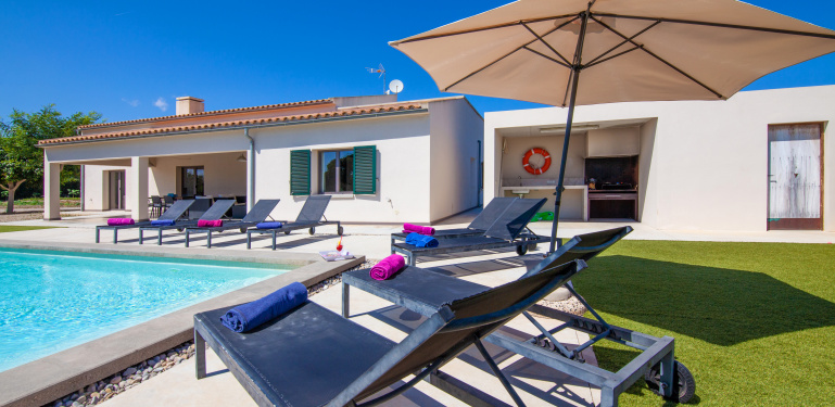 Rural Villa on Mallorca Can Llorenc Jove