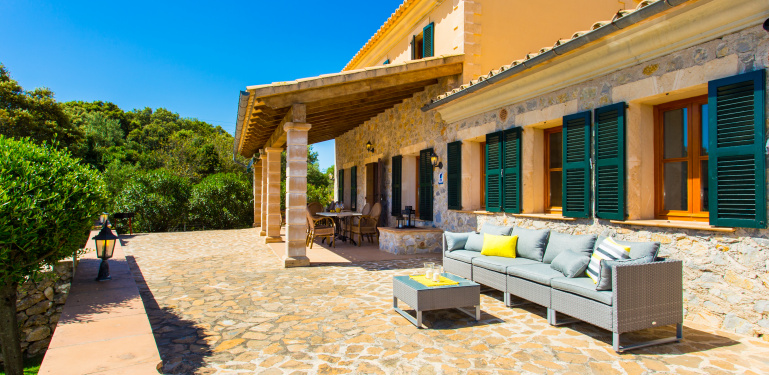Rural Villa on Mallorca Can Biel