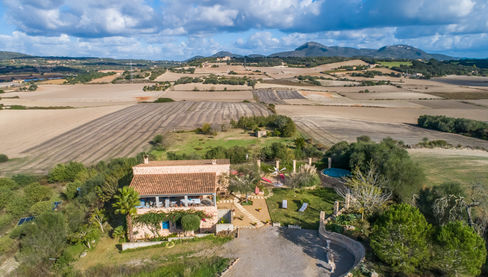 Finca on Mallorca Son Talent