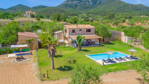 Finca on Mallorca Es Sequer