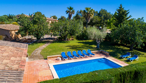Finca on Mallorca Can Moleta