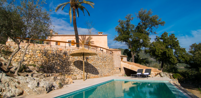 Rural Villa on Mallorca Tacaritx