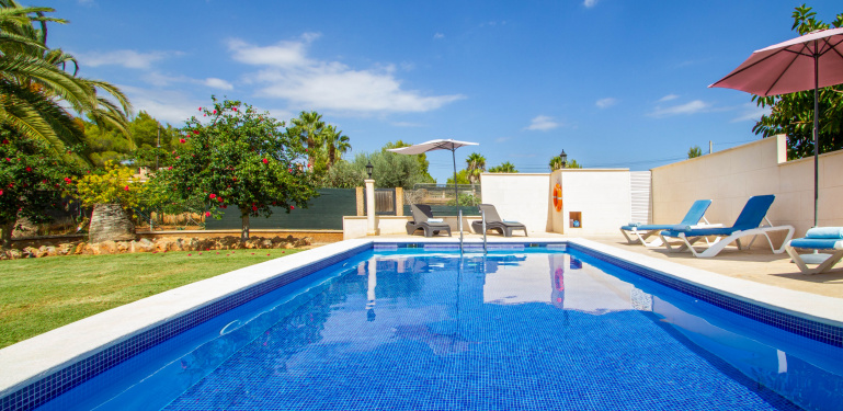 Urban Villa on Mallorca Capricho