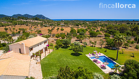 Finca on Mallorca Son Sard